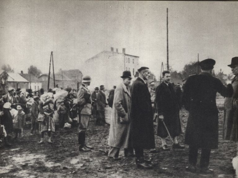 Expulsion of Poles from Żywiec County 03